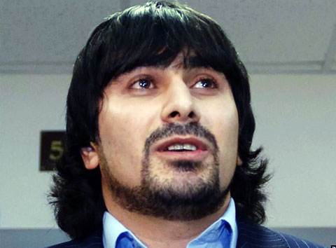 Криминальный авторитет Казбек Дукузов