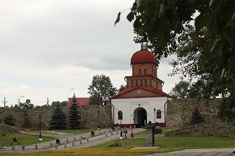Кузнецкая крепость - Новокузнецк
