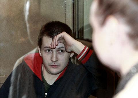Лев Молотков на суде