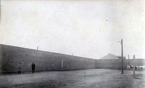 Тюрьма в Минусинске - царские времена