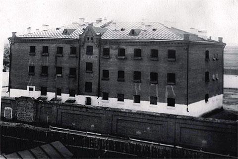 Минусинская тюрьма