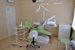 Стоматологический кабинет в Костромской тюрьме