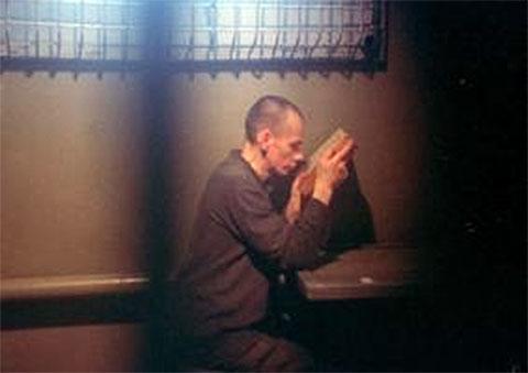 В тюрьме для пожизненно лишенных свободы