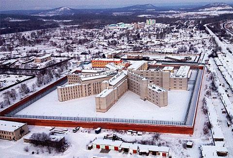 Тюрьма Снежинка