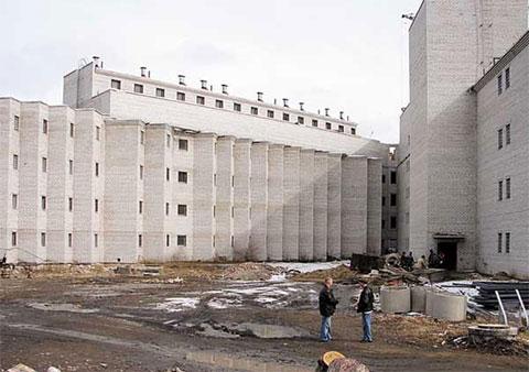 Строительство следственного изолятора в поселке Эльбан