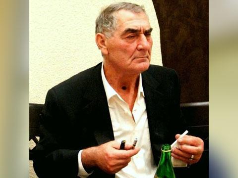Вор в законе Борис Апакия — Боря Апакела