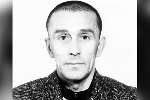 Вор в законе Александр Чашин - Чиж