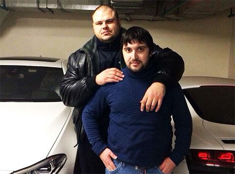 Впереди: вор в законе Давид Джангидзе - Дато Краснодарский