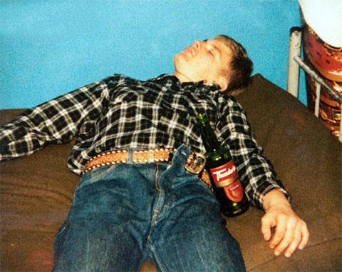 Фото серийного убийцы Дамера Джеффри во время службы в Западной Германии