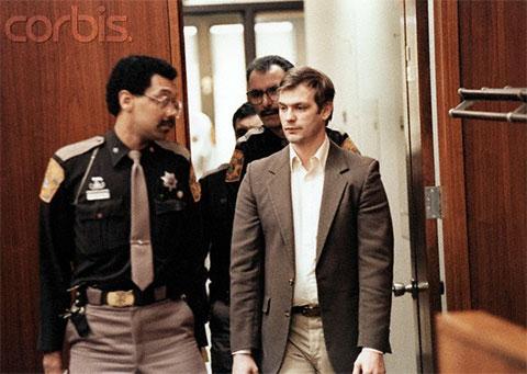 Джеффри Дамер в суде