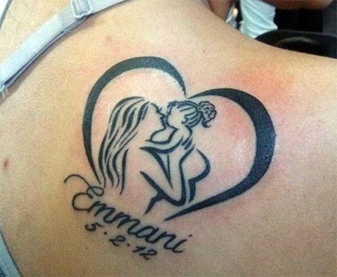 Популярные татуировки для девушек