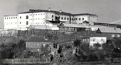 Балашовская тюрьма