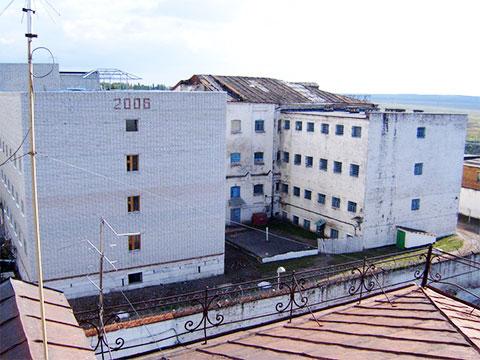 Тюрьма в Балашове