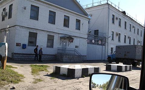 УШ 382/Т тюрьма; Саратовская область, г. Балашов, ул. Уральская, 17