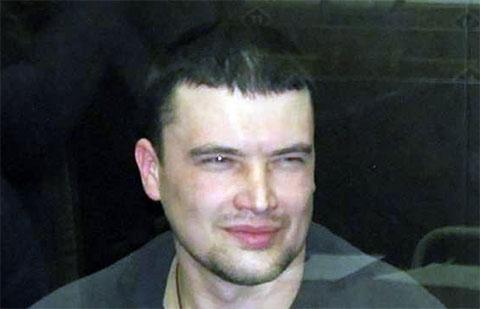 Киллер Александр Агеев в тюрьме