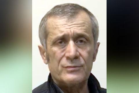 Вор в законе Георгий Бериашвили (Бериев) - Гия Беремена