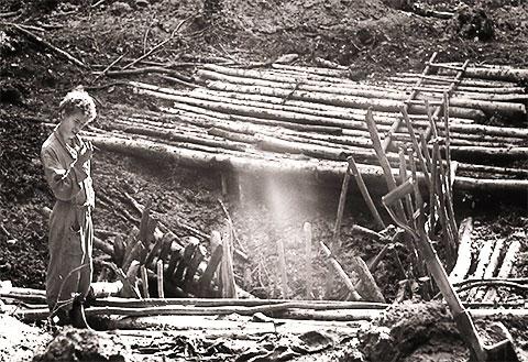 Во время раскопок в Мясном Бору Новгородской области