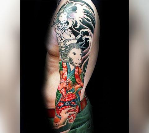 Китайская татуировка
