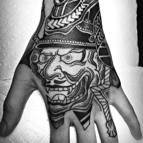 Китайские татуировки