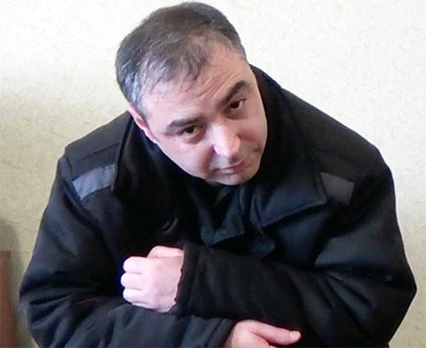 Вор в законе Лексо Логуа - Лексо Гальский