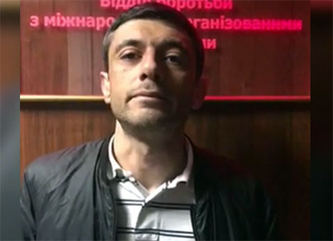 Вор в законе Джавид Мамедов - Дато Агджабединский