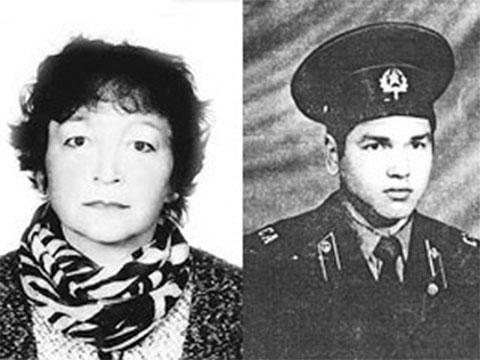 Владимир Гурьянов и Эльвира Егорычева