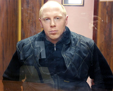 Криминальный авторитет Александр Осипов - Волчонок