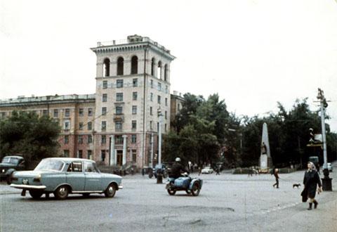 Прокопьевск в 1990-е