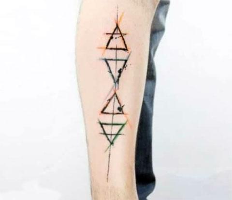 Фото тату символы