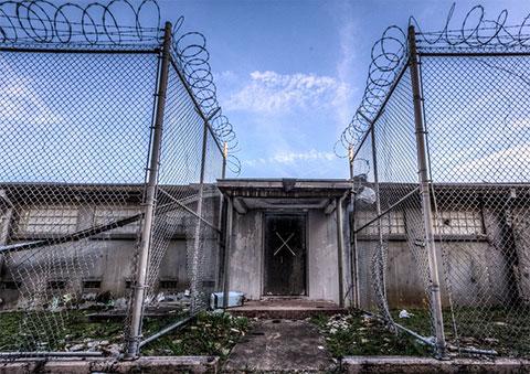 Заброшенная тюрьма штата Теннесси