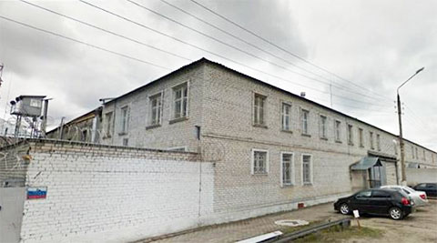 Административное здание Т-1 Покров