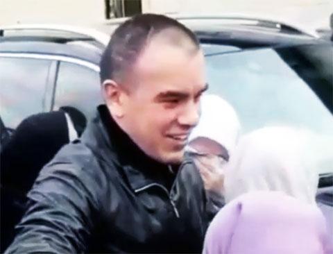 Вор в законе Ахмед Домбаев - Ахмед Шалинский