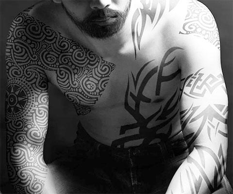Кельтские татуировки для мужчин