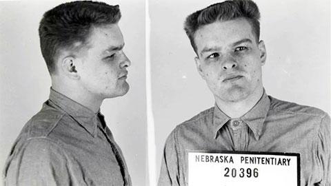 Чарльз Раймонд Старкуэзер - тюремная фотография