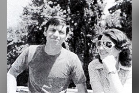 Гэри Риджуэй и его жена Марсия