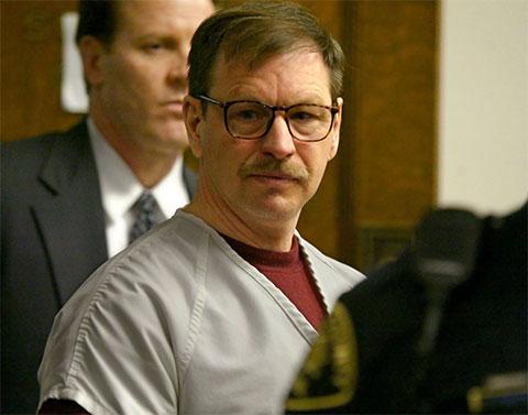 Гэри Риджуэй в суде