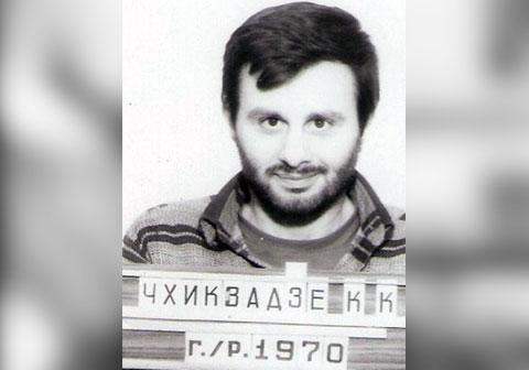 Вор в законе Карло Чхиквадзет - Каха Чохатаурский