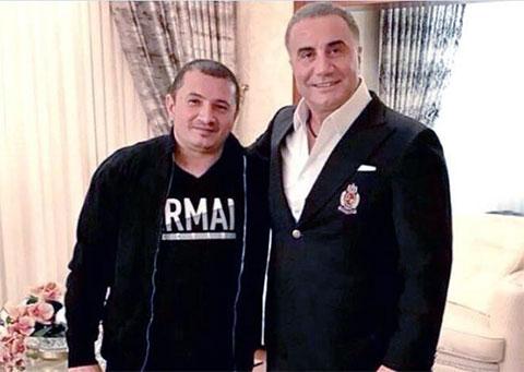 Седат Пекер и Лоту Гули