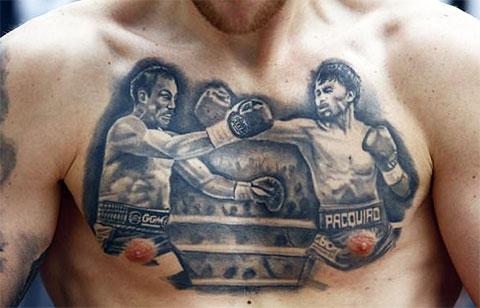 Тату бокс