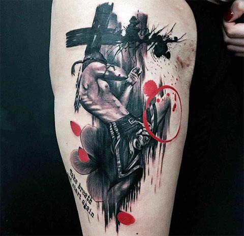 Татуировки тайский бокс