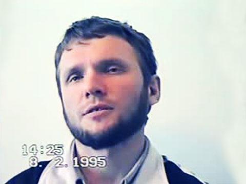 Криминальный авторитет  Хайдар Закиров - Хайдер