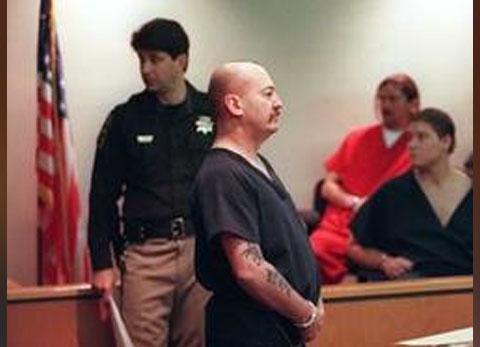 Артур Беннет в суде