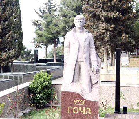 Могила Алибалы Гамидова