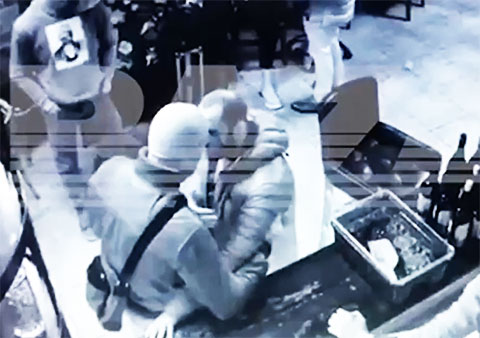 В Москве избили капитана спецназа