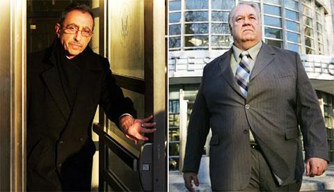 Слева: Стивен Каракаппа и Луис Эпполито