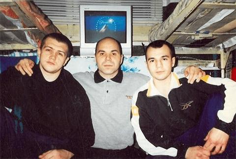 Справа воры в законе: Сергей Чебан (Молдован) и Владимир Москальчук (Макена)