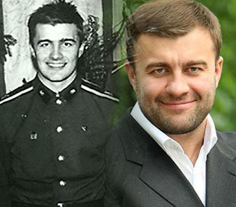 Михаил Пореченков и его армейское фото