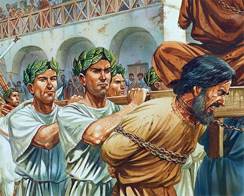 Репрессии в Древнем Риме
