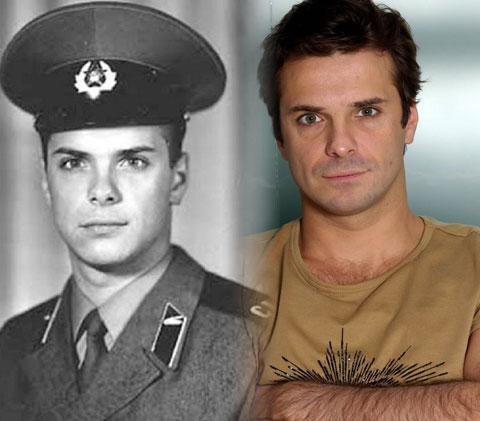 Сергей Астахов и его армейское фото