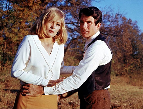 Кадр из фильма «Бонни и Клайд»